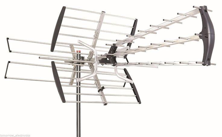 25+ best ideas about Outdoor digital tv antenna on