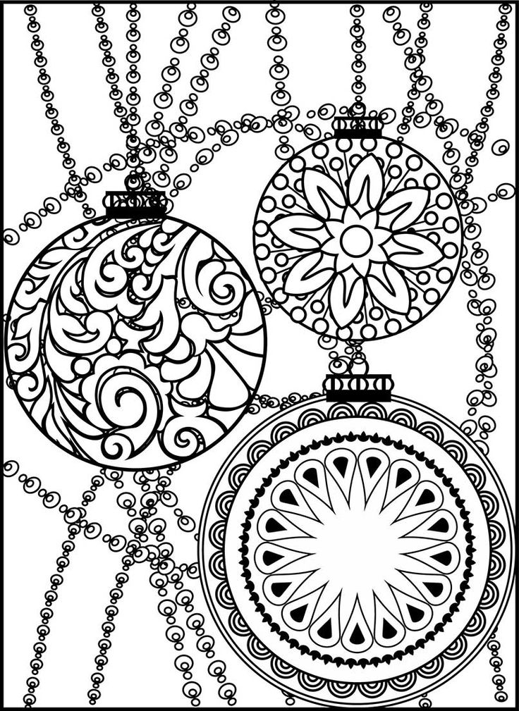 10+ images about Adult Colouring~Christmas~Easter