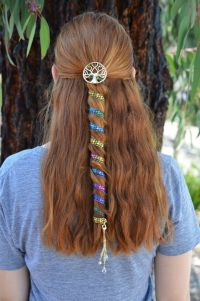 178 best images about Ponytail Wraps on Pinterest ...