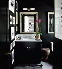 Best 10+ Black bathrooms ideas on Pinterest