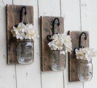 25+ best ideas about Hanging Mason Jars on Pinterest ...