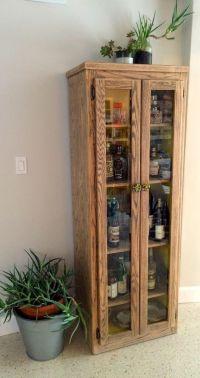 25+ Best Ideas about Liquor Cabinet on Pinterest   Mancave ...