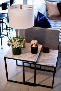 25+ Best Ideas about Living Room Side Tables on Pinterest