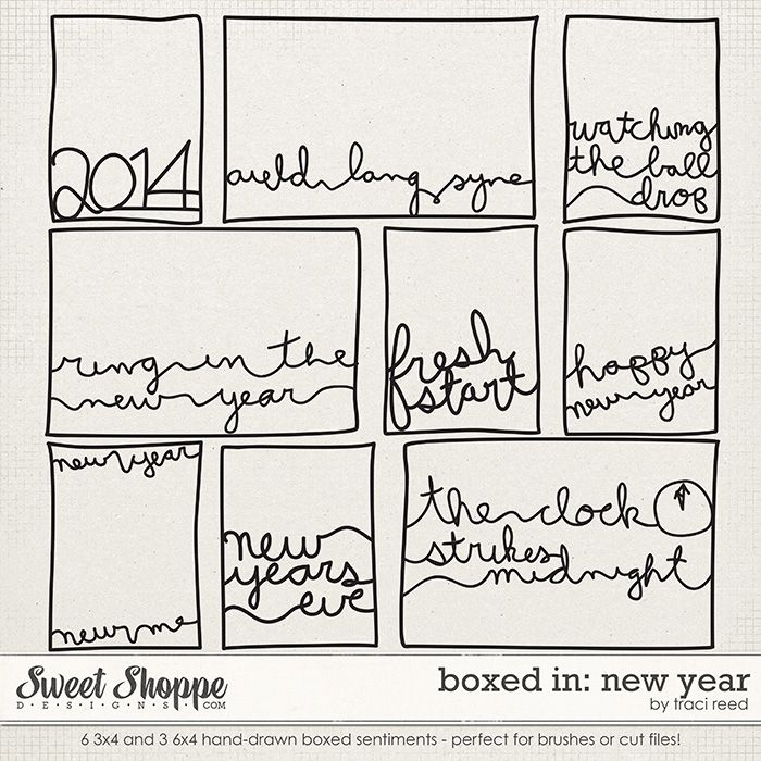 17 Best images about Resolutions & New Year scrapbooking