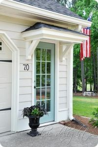 House beautiful, Curb appeal and Patio makeover on Pinterest