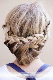 ideas princess braid