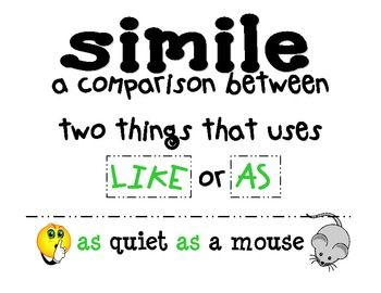 329 best images about similes/metaphors on Pinterest