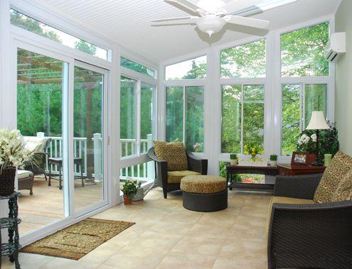 All Season Room Ideas  Show as slideshow  Decks Porches
