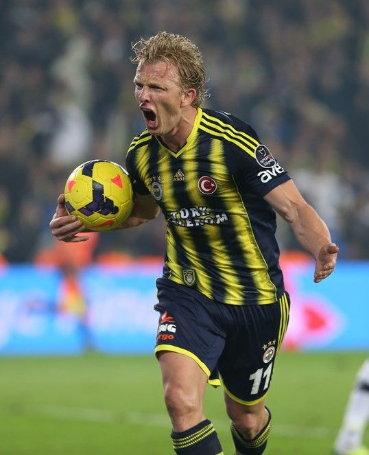 Image result for dirk kuyt fenerbahce