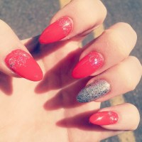 122 best images about pointy nails on Pinterest   Nail art ...