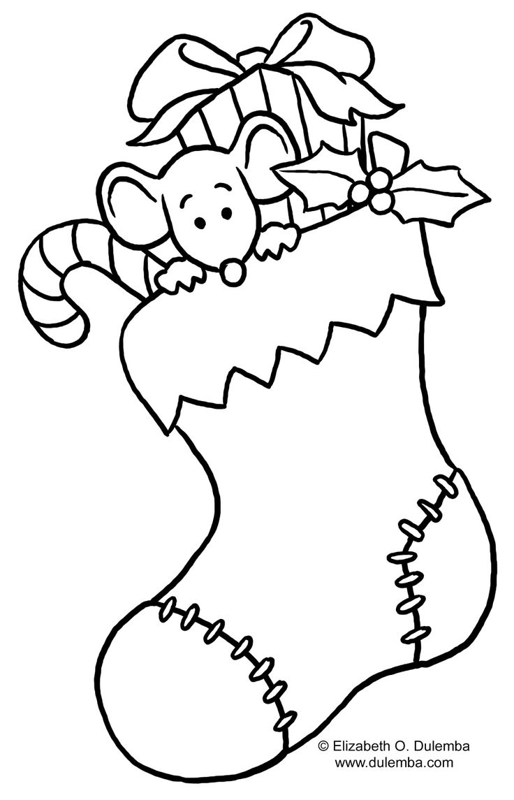 25+ best ideas about Christmas coloring pages on Pinterest
