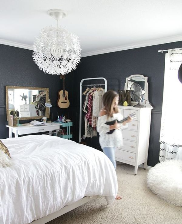 Best 25 Grey teen bedrooms ideas on Pinterest  Teen bedroom inspiration Teen bedroom and Teen