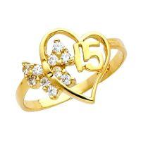 Lovely Sweet 15 Ring http://www.factorydirectjewelry.com ...