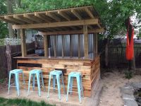 25+ best ideas about Outdoor bars on Pinterest | Patio bar ...