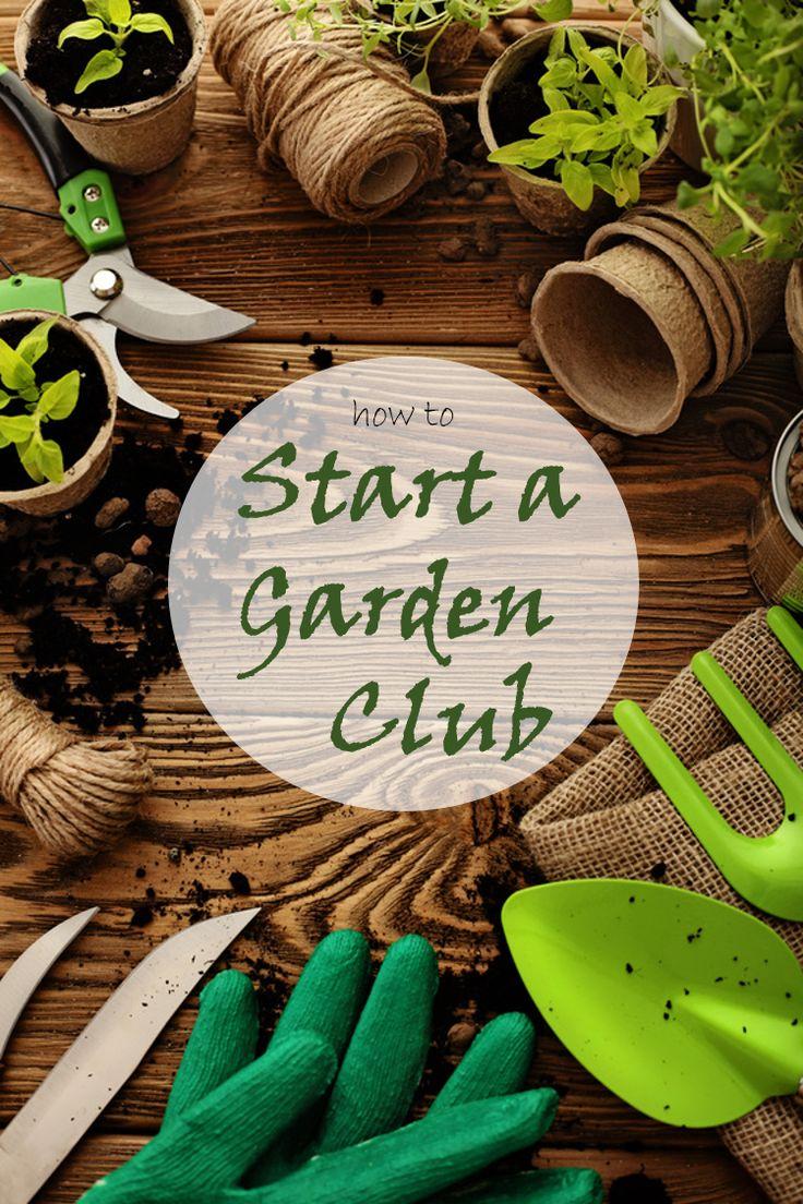 25 Best Ideas About Garden Club On Pinterest Gardening Yard
