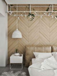25+ best ideas about Wall headboard on Pinterest   Rustic ...