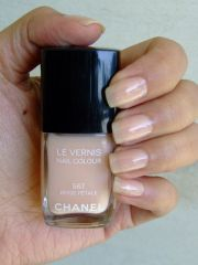chanel nail polish le vernis blanc