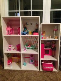 Best 25+ Homemade Barbie House ideas on Pinterest | Diy ...