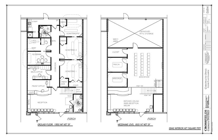 95 best Chiropractic Floor Plans images on Pinterest