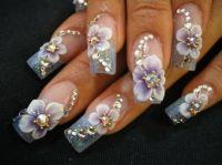17 Best ideas about 3d Nails Art on Pinterest | Kawaii ...