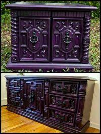 25+ best ideas about Purple bedrooms on Pinterest   Purple ...