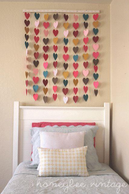 25 Best Ideas About Paper Wall Decor On Pinterest 3d Paper