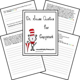 28 best Copywork and Handwriting Practice images on Pinterest