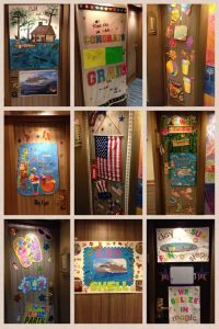 "Cruise Door decorating   ""...and CRUISE!!!""   Pinterest ..."