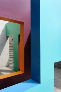 17 Best images about color block paint ideas on Pinterest ...