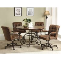 1000+ ideas about Leather Dining Chairs on Pinterest ...