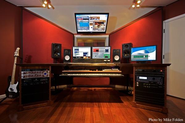 Home Recording Studio  Paint Colors  Home Music Studio