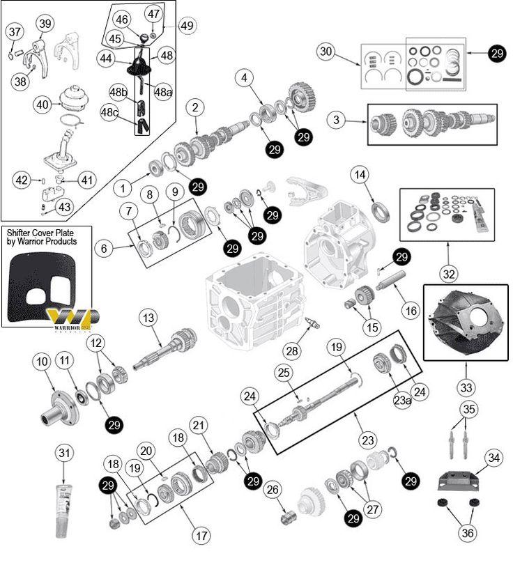 pin 1978 jeep cj7 wiring diagram on pinterest