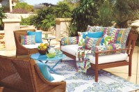 Cost Plus World Market's outdoor cushions and pillows ...