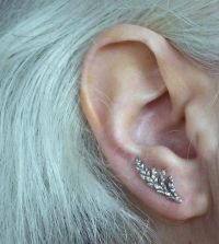 17 best images about Ear Pin Earrings & Ear Crawlers on ...
