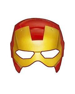 INSTANT DOWNLOAD Printable Iron Man Superhero Mask for Kids Birthday Party – Cra