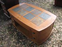 Lift top coffee table with slate for sale. | Treasure ...