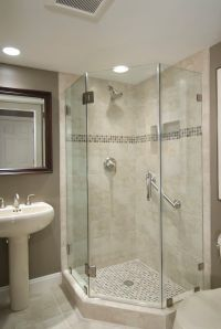 Best 20+ Corner showers bathroom ideas on Pinterest ...