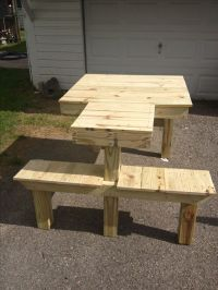 Shooting Bench - WoodWorking Projects & Plans