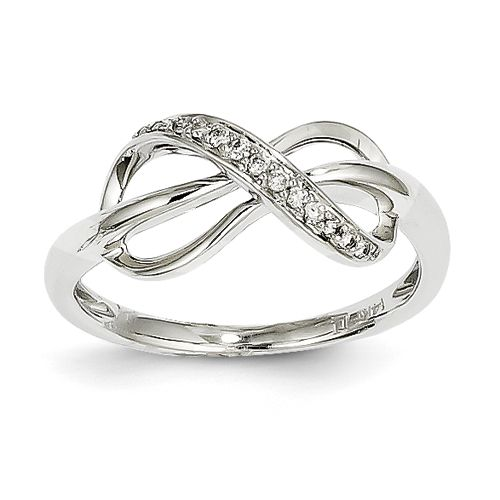 17 Best ideas about Infinity Rings on Pinterest