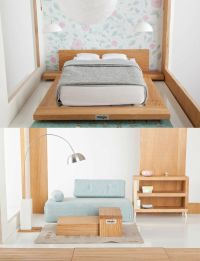 How To Make Miniature Dollhouse Furniture: How To Make ...