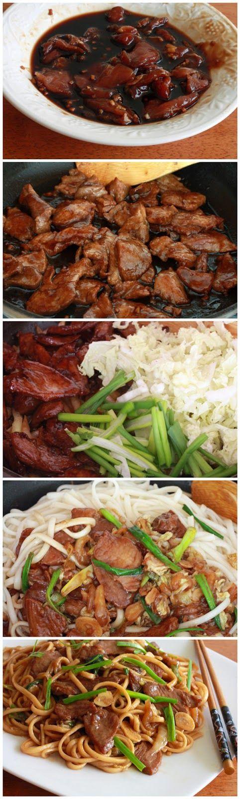 Shanghai Noodles – kiss rec