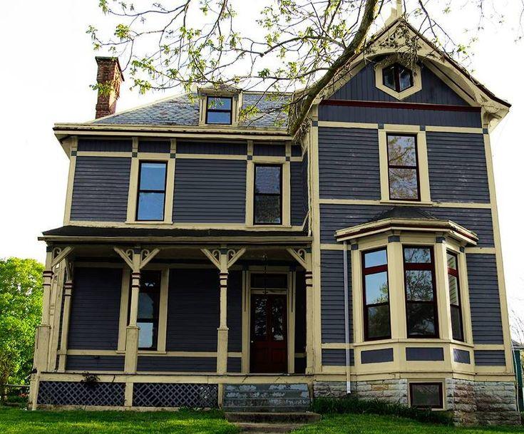 Exterior Remodeling Elegant Victorian Exterior House