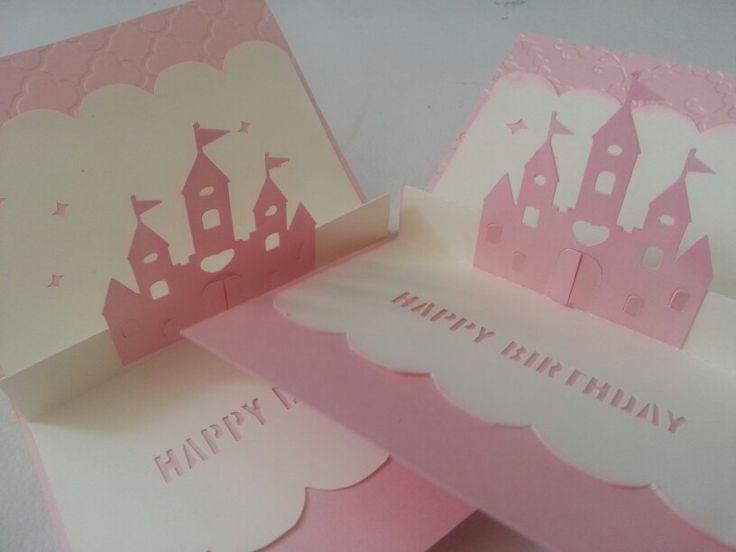 Tarjetas De Cumpleaños De Princesas Tarjetas