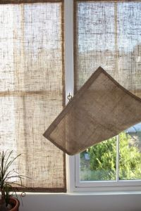 17 Best ideas about Rustic Window Treatments on Pinterest