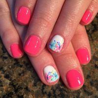 25+ Best Ideas about Hawaiian Flower Nails on Pinterest ...