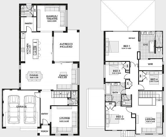 12 Best Images About Canberra Home Layout On Pinterest House