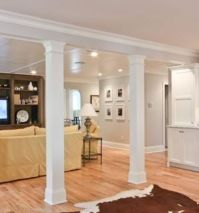 9 best ideas about columns for living room on Pinterest ...