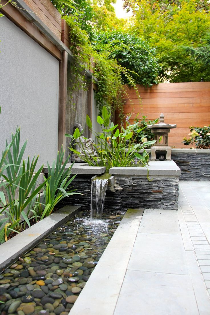 25 Best Ideas About Outdoor Water Features On Pinterest Garden