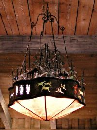 1000+ images about Western/Rustic Lighting on Pinterest