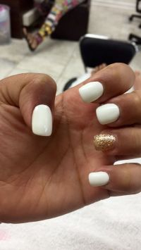 17 Best ideas about Short Square Nails on Pinterest | Nude ...